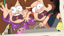 S1e1 dipper and mabel screaming.png