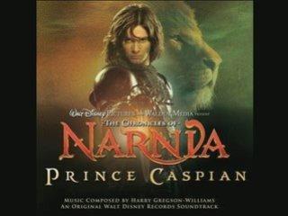 Le Monde de Narnia et le prince Caspian Musique-The Call