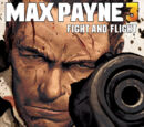 """RedDeadKiller99/Max Payne 3 """"Fight and Flight"""" comic now available!"""
