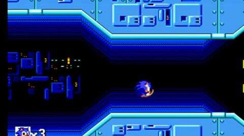 Sonic the Hedgehog (MS) Final Zone Sky Base