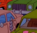 Moe's Sedan