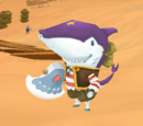 Bossy Sharkling