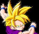 Gohan Super Saiyan Máximo Poder