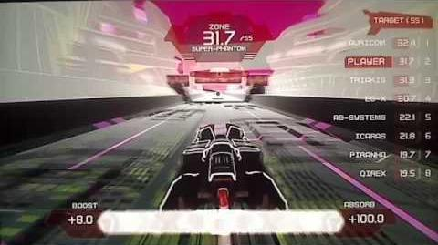 Wipeout HD Fury - Zone Battle Tutorial