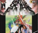Battle of the Planets Vol 1 1