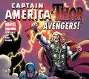 Captain America & Thor: Avengers!