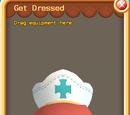 Gospel Nurse Hat