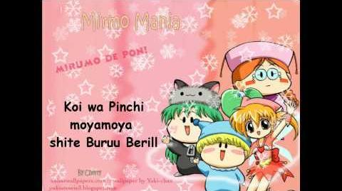 Mirmo de pon! theme song with lyrics (Japanese)