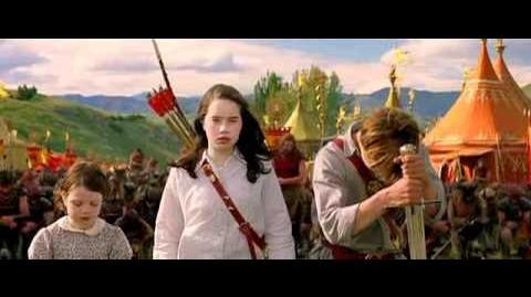Le Monde de NarniaLe Lion, la Sorcière blanche et l'Armoire magique bande annonce VF
