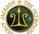 Percy Jackson y los Dioses del Olimpo