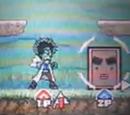 Unnamed fusion of Piccolo and Dr. Mashirito