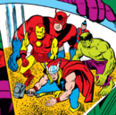 Avengers (Earth-689) from Avengers Annual Vol 1 2 001.png