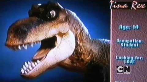 T-rex quiere quedar