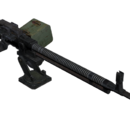 DShK 12.7mm Machinegun