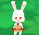 Gloomy Bunny