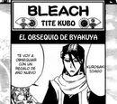 El obsequio de Byakuya