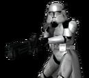 Clone trooper pesado