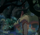 Lugares en The Sword in the Stone