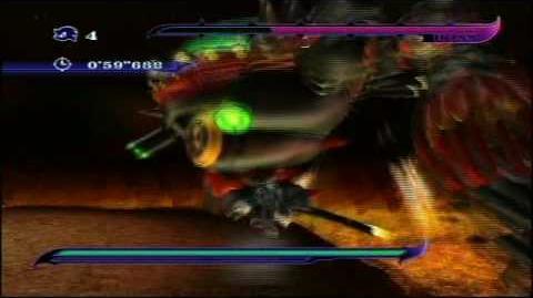 Egg Dragoon (Sonic Unleashed)