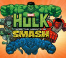Hulk and the Agents of S.M.A.S.H. characters