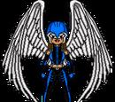 Hawkgirl (Kendra Munoz-Saunders) (Earth-2)