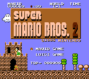 Super Mario Bros 2: The Lost Levels
