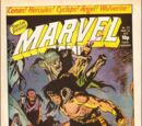 Marvel Comic Vol 1 335