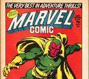 Marvel Comic Vol 1 336