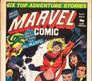 Marvel Comic Vol 1 342
