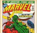 Marvel Comic Vol 1 344