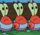Mr. Krabs' nephews