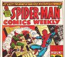 Spider-Man Comics Weekly Vol 1 6