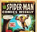 Spider-Man Comics Weekly Vol 1 7