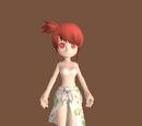 Gal Swimsuit Bottom