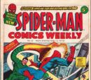 Spider-Man Comics Weekly Vol 1 12