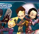 Code Lyoko: Social Game