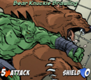 Bear Knuckle Brawling