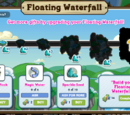 Floating Waterfall