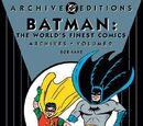 Batman: The World's Finest Comics Archives Vol. 2 (Collected)