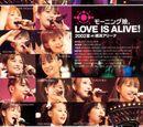 Morning Musume LOVE IS ALIVE! 2002 Natsu at Yokohama Arena