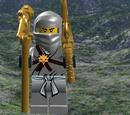 Silver Ninja