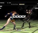 Dead or Alive 1 (PlayStation) stages