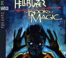 Hellblazer: The Books of Magic/Covers