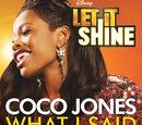 Let It Shine songs