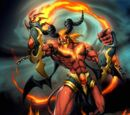 Ifrit Physiology