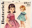 Butterick 2511
