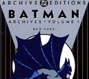 Batman Archives Vol 1 (Collected)
