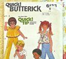 Butterick 6133 B