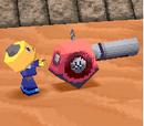 Mega Man Legends series enemies