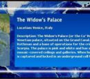 Widow's Palace